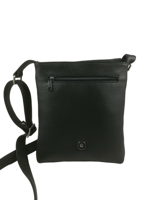 Borsa Unisex Piccola con Pattina
